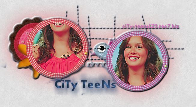 ♥ City teens ♥