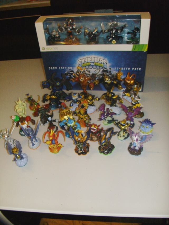 Ma collection de Skylanders Pict0422