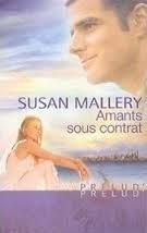 Les sœurs Keyes - Tome 2 : Amants sous contrat  de Susan Mallery Amants10