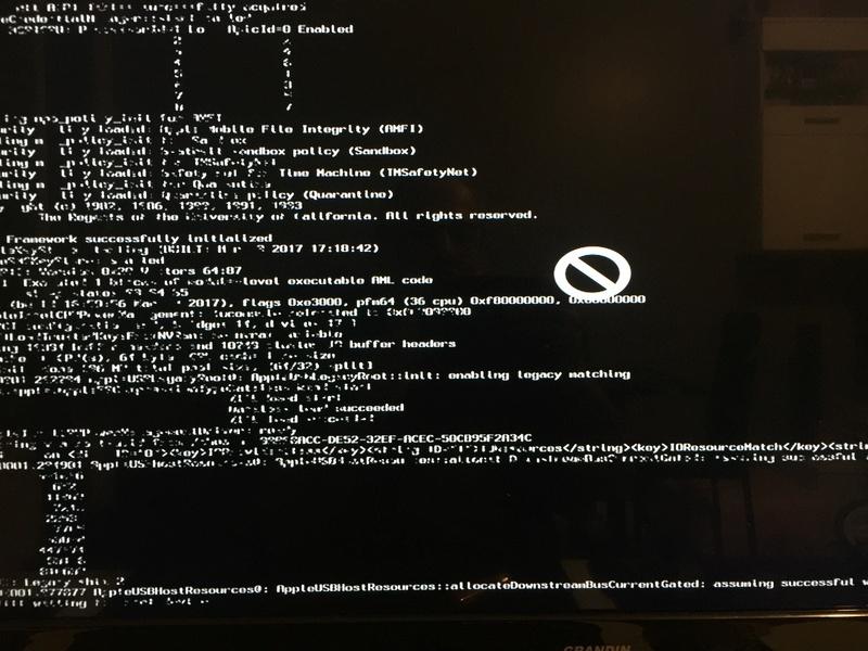 [résolu]IMPOSSIBLE DE REINSTALLER  hackintosh Img_3710