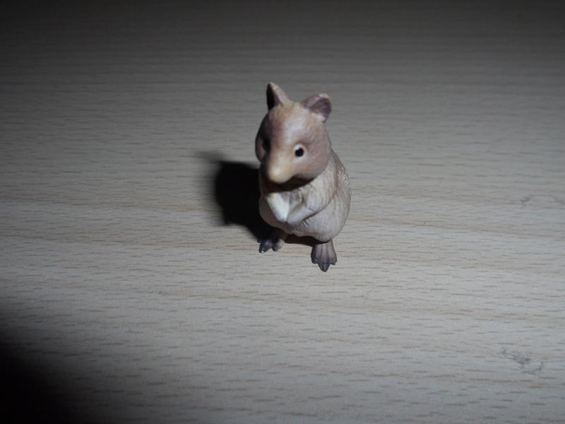 The Eikoh Miniaturplanet animals in my zoo Sam_1115