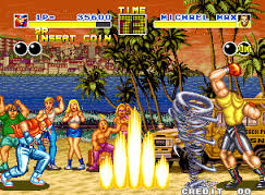 Fatal Fury ( arcade / multisupport ) Images10