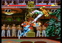 Fatal Fury ( arcade / multisupport ) Images11