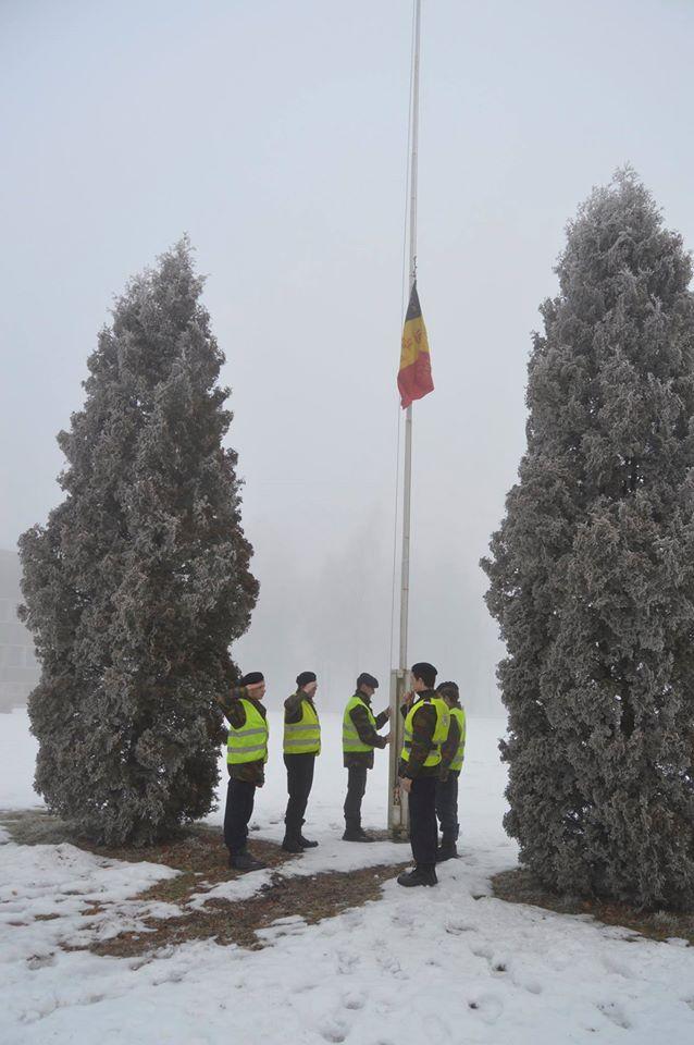 Cadets de marine - Camp d'hiver - Elsenborn 2017 Elsenb10