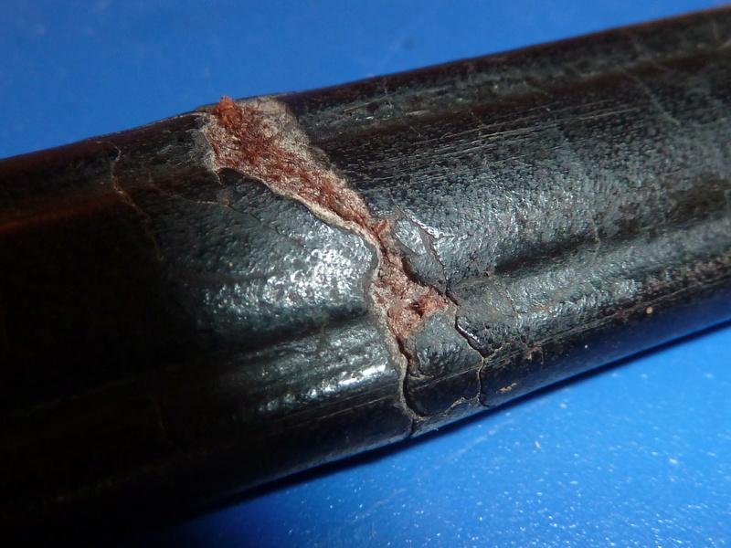 Tuto : reprise d'un fourreau d'épée P1180016