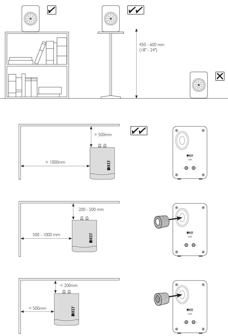 Sosituzione diffusori principali impianto da scrivania  - Pagina 2 Kef-ls10