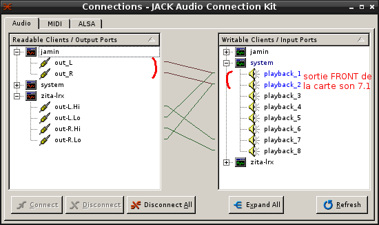 Install Jack + Zita-lrx + Jamin + Audacious sur Linux/Debian 02a-ja10