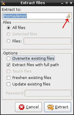 Installation de REW sur Linux/Debian 02b-ex10