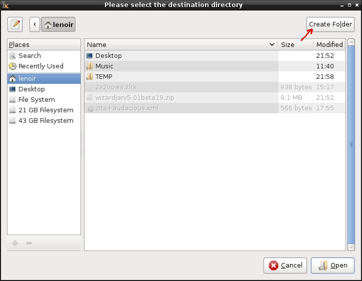 Installation de REW sur Linux/Debian 02c-ex10