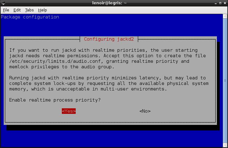 Install Jack+Audacious sur Linux/Debian 04-ena10