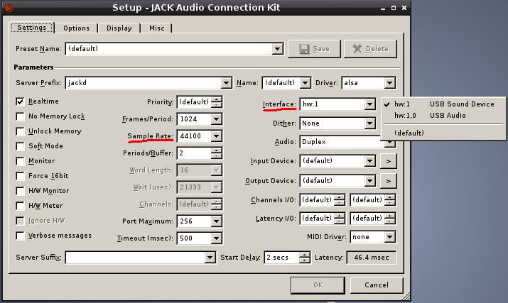Install Jack+Audacious sur Linux/Debian 05-jac10