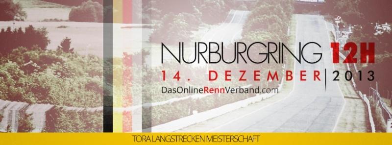 TORA 12 Hours of Nurburgring - Media Tora_t13