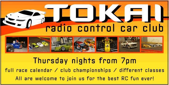 Tokai Radio Control Car Club