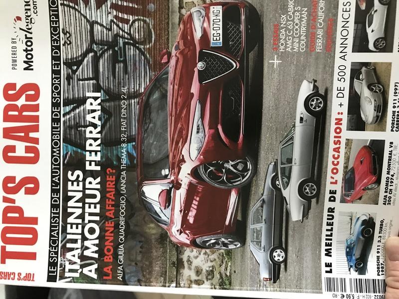 Alfa et la presse automobile - Page 39 Img_0810