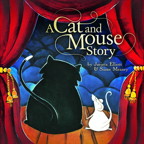 A Cat & Mouse Story: Story Telling & Book Signing with Author Jacinta Elliott Cover-10