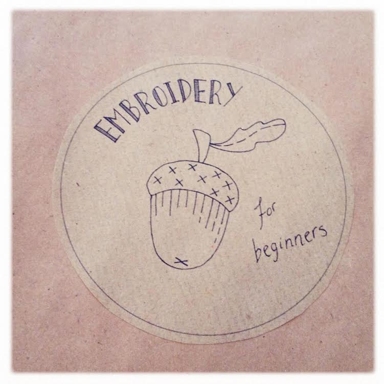 Beginners Embroidery For_be12