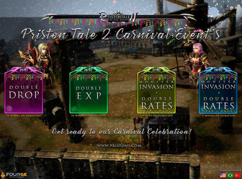 Evento Carnaval Carnav14