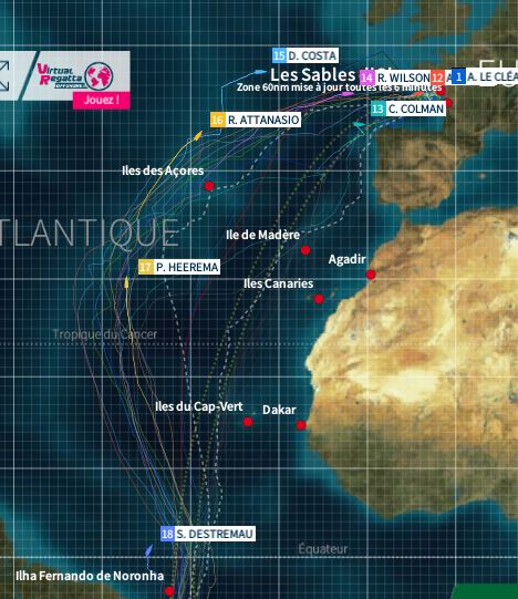 Qui suit la course du Vendée Globe ? - Page 20 19-02-10