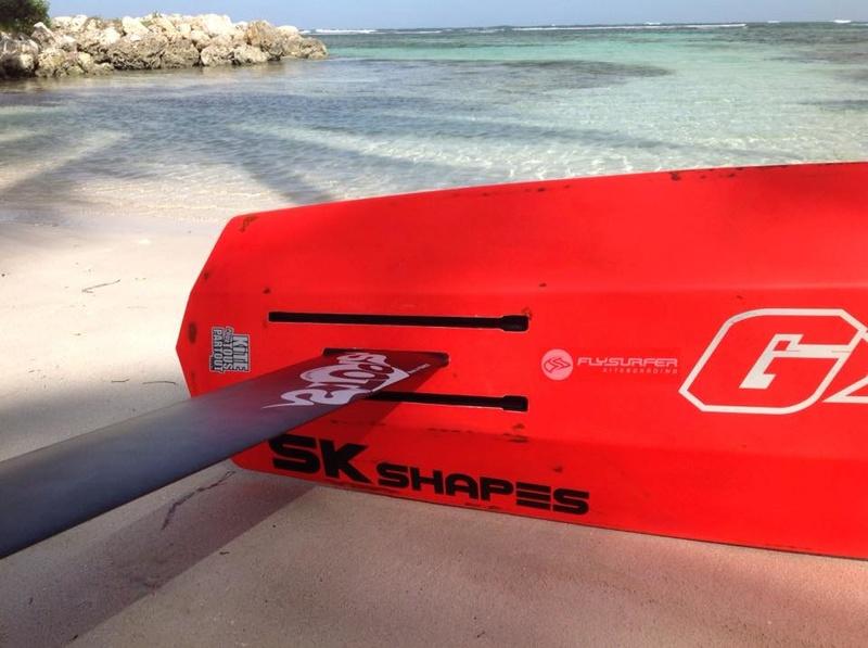 Le Shark nouveau foil de chez Spotz 18447510