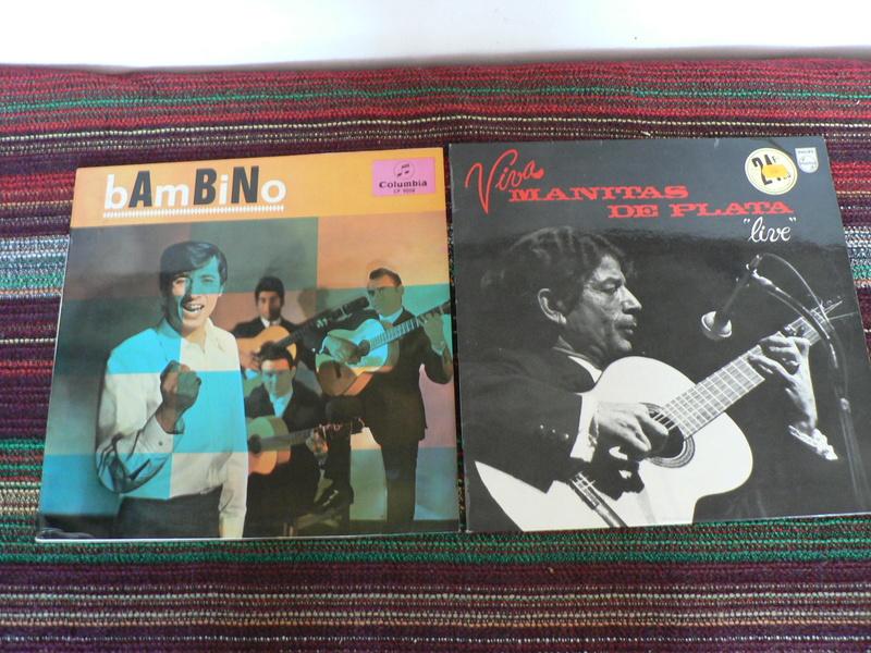 Flamenco cassette et disque vinyle   - Page 9 P1150011