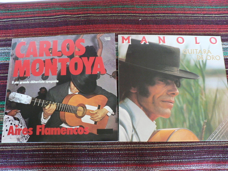 Flamenco cassette et disque vinyle   - Page 9 P1150012