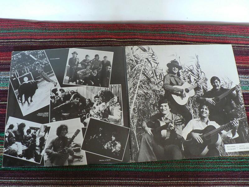 Flamenco cassette et disque vinyle   - Page 9 P1150013