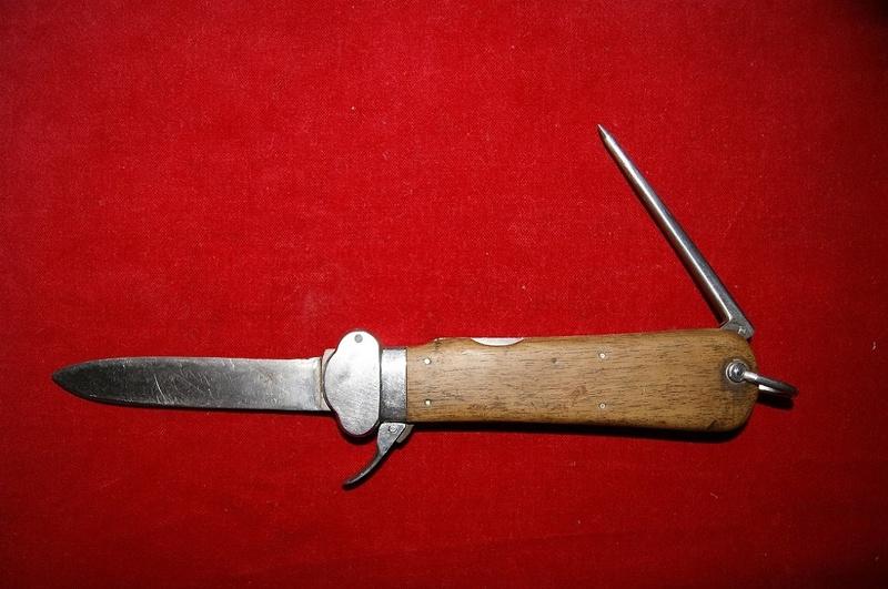 Couteau de Para allemand Dsc06811