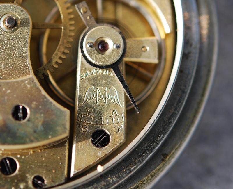 Votre montre de poche du moment ! - Page 10 Longin19