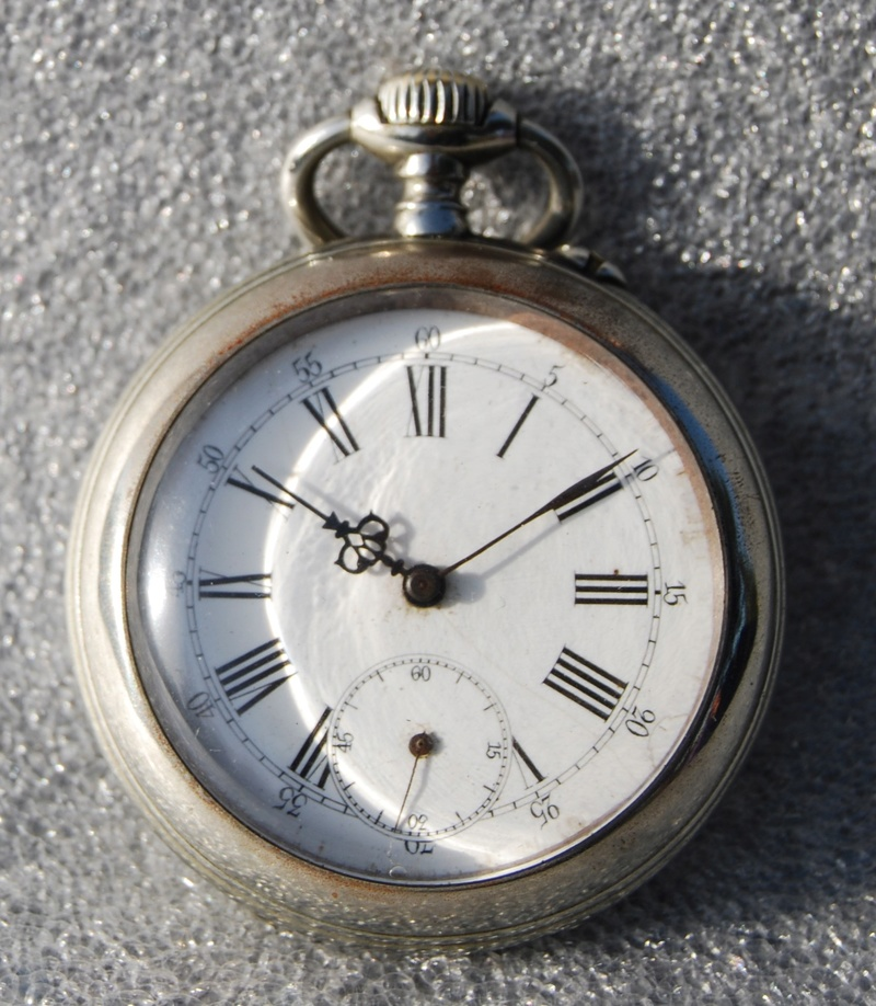 Votre montre de poche du moment ! - Page 10 Longin20
