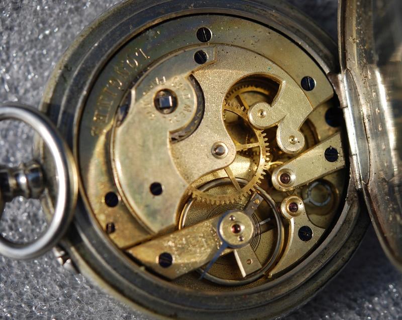 Votre montre de poche du moment ! - Page 10 Longin22