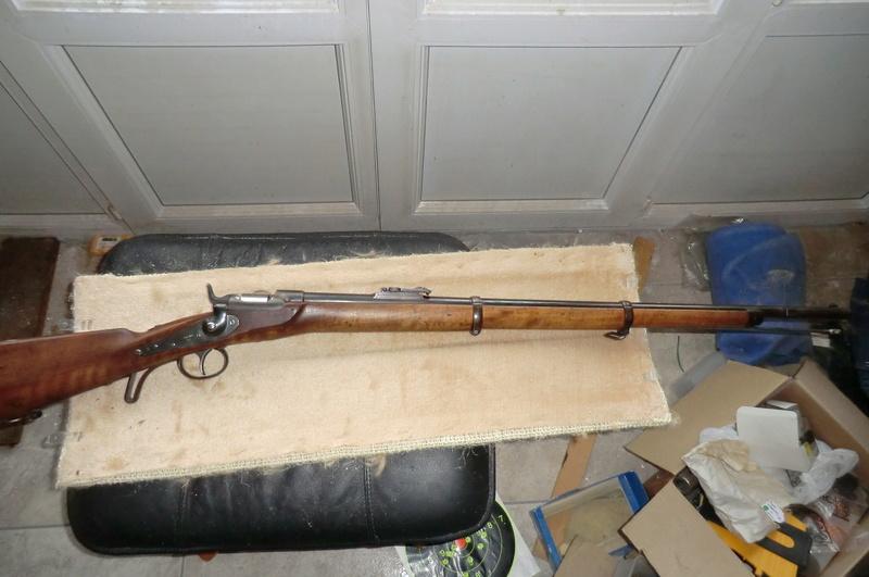 carabine Werndl 1867/77 Werder12