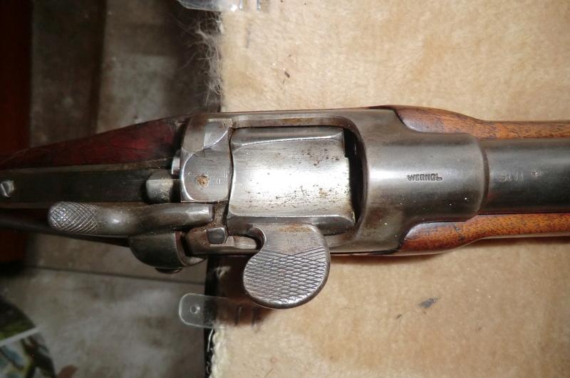 carabine Werndl 1867/77 Werder14