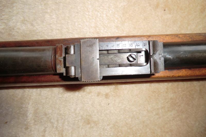 carabine Werndl 1867/77 Werder15
