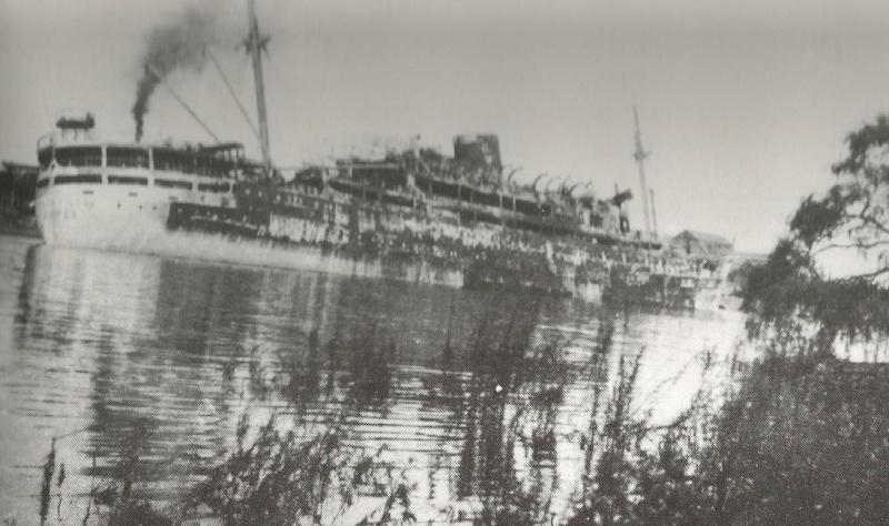 Navires hôpitaux Baudui14