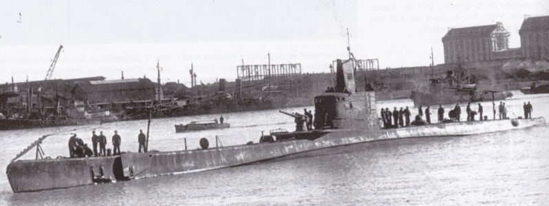 Sous-marin Marconi Giulie10