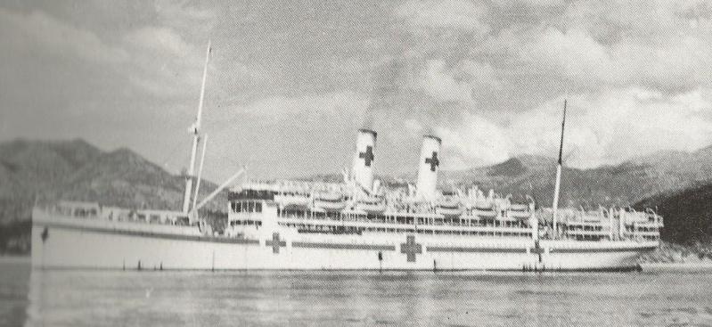 Navires hôpitaux Gradis12