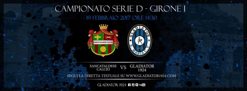 Campionato 24°giornata: SANCATALDESE - gladiator 0-1 16722610