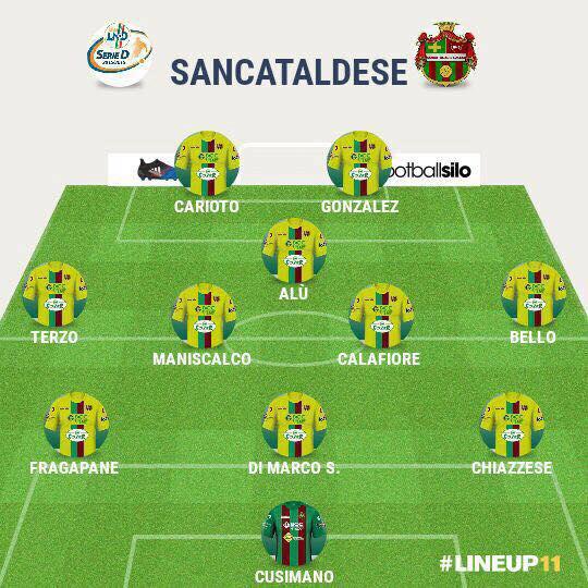 Campionato 24°giornata: SANCATALDESE - gladiator 0-1 16864310