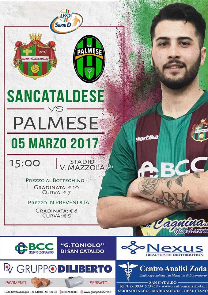 Campionato 26°giornata: SANCATALDESE - palmese 0-2 16992510