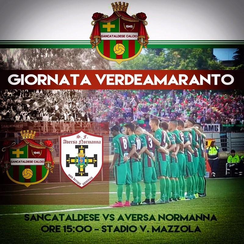 Campionato 28°giornata: SANCATALDESE - aversa normanna 0-0 17308910