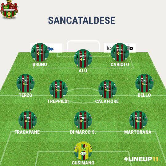 Campionato 28°giornata: SANCATALDESE - aversa normanna 0-0 17458210