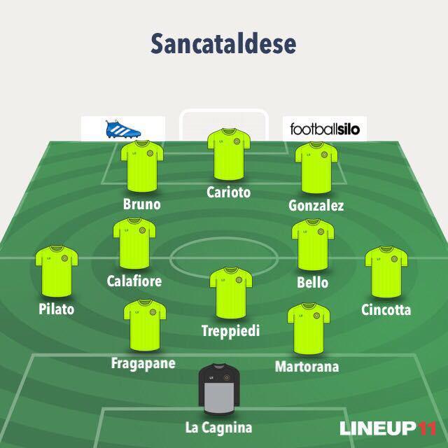 Campionato 34°giornata: pomigliano - SANCATALDESE 3-0 18342110