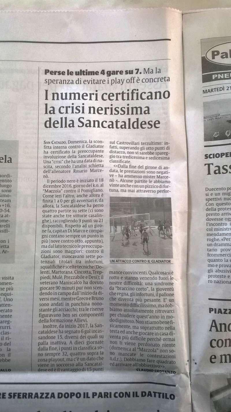 Campionato 24°giornata: SANCATALDESE - gladiator 0-1 Img-2010