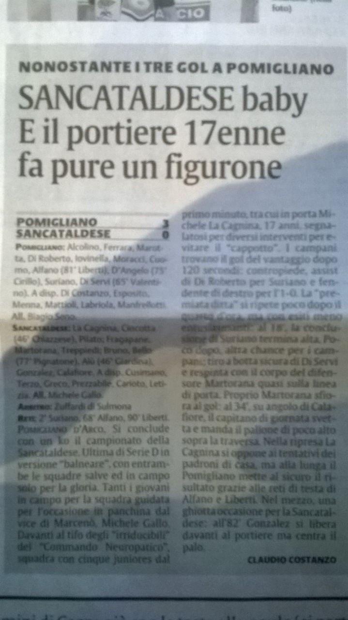 Campionato 34°giornata: pomigliano - SANCATALDESE 3-0 Img-2028