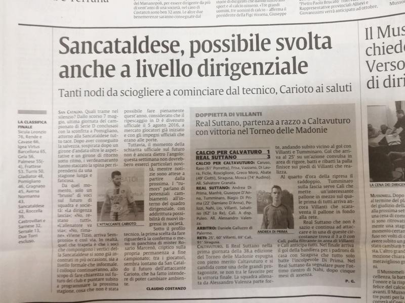 Campionato 34°giornata: pomigliano - SANCATALDESE 3-0 Img_2027