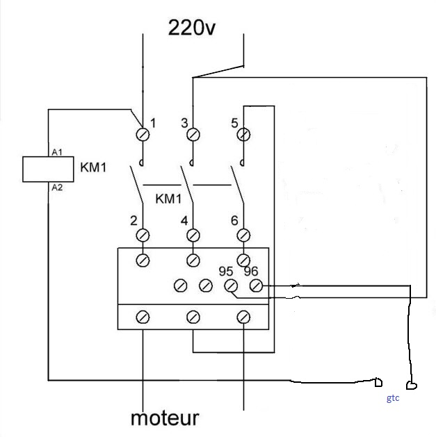 Pompe de forage Telem110