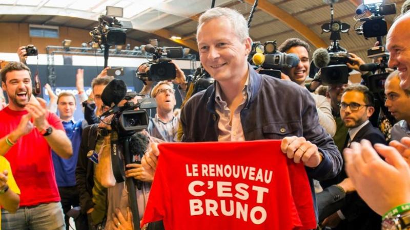 """Macron """"en marche"""" ! - Page 19 46864010"""