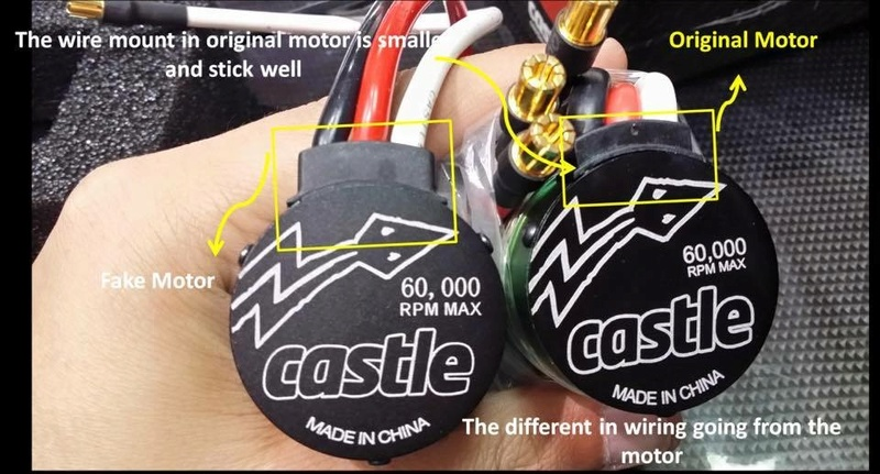 Attention aux faux moteurs Castle ! 215