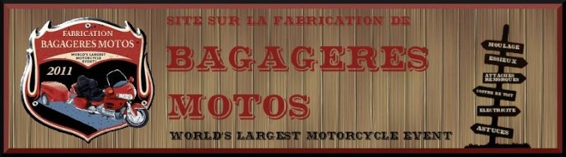 Bagagère moto