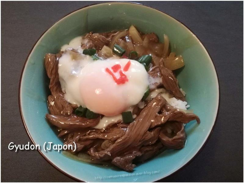 Gyūdon (Japon) Gyudon10